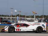 IMSA WeatherTech SportsCar Championship Rolex 24 Hours Daytona Beach, Florida, USA Thursday 25 January 2018 #6 Acura Team Penske Acura DPi, P: Dane Cameron, Juan Pablo Montoya, Simon Pagenaud World Copyright: Jake Galstad LAT Images ref: Digital Image galstad-DIS-ROLEX-0118-293767