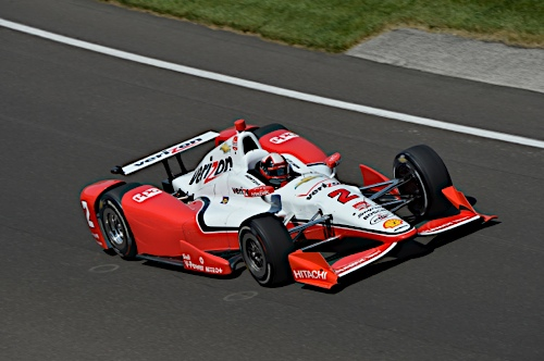 Indianapolis 500 practice and qualifications